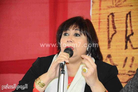 ندوة إيناس عبد الدايم، رئيس دار الأوبرا المصرية (7)