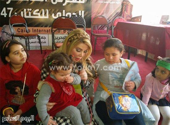 معرض الكتاب، المركز القومى للطفل، الثقافة، ميرفت مرسى (4)