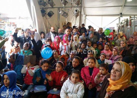 معرض الكتاب، المركز القومى للطفل، الثقافة، ميرفت مرسى (5)