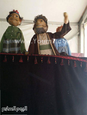 معرض الكتاب، المركز القومى للطفل، الثقافة، ميرفت مرسى (6)
