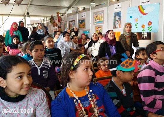 معرض الكتاب، المركز القومى للطفل، الثقافة، ميرفت مرسى (9)