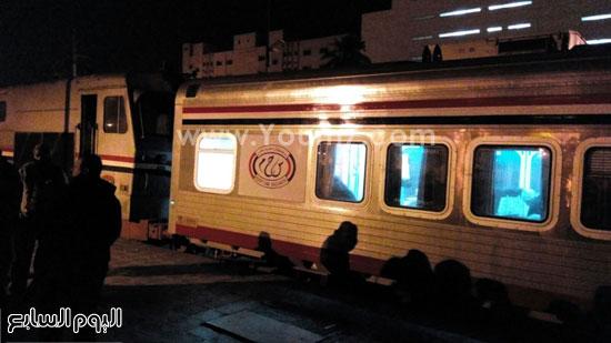 تعطل قطار المنيا (3)
