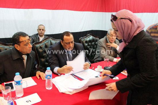 المرشحين على دائرة توفيق عكاشة (1)
