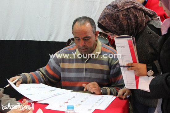 المرشحين على دائرة توفيق عكاشة (8)