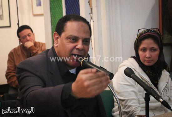 ندوة-علاء-الأسوانى--بالإسكندرية---(1)