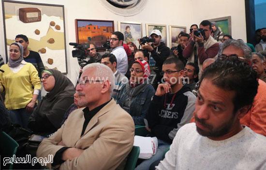 ندوة-علاء-الأسوانى--بالإسكندرية---(3)