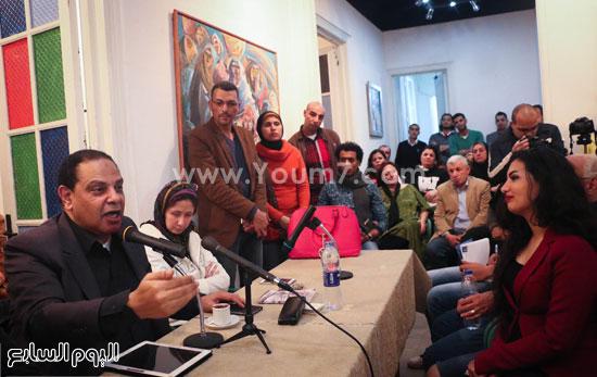 ندوة-علاء-الأسوانى--بالإسكندرية---(6)