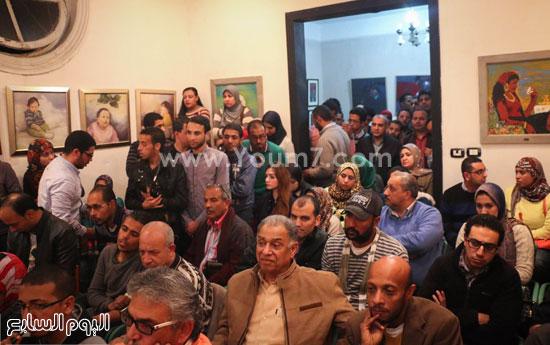 ندوة-علاء-الأسوانى--بالإسكندرية---(7)
