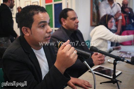 ندوة-علاء-الأسوانى--بالإسكندرية---(9)