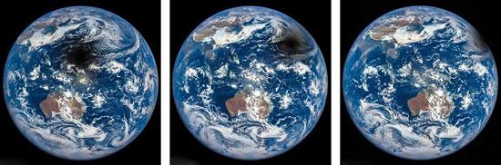 ناسا، كسوف الشمس، قمر صناعى، صور كسوف الشمس، كوكب الارض  (2)