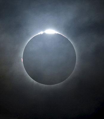 ناسا، كسوف الشمس، قمر صناعى، صور كسوف الشمس، كوكب الارض  (4)