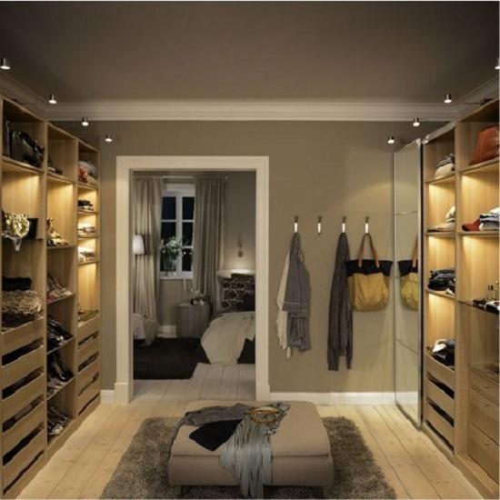 Dressing room - Wandfarbe poco ...