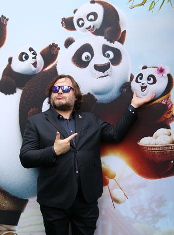 فيلم Kung Fu Panda 3، ايرادات السينما الامريكية، سينما عالمية، فيلم The Finest Hours، جاك بلاك، انجيلينا جولى، اخبار فن، اخبار فنانين (2)