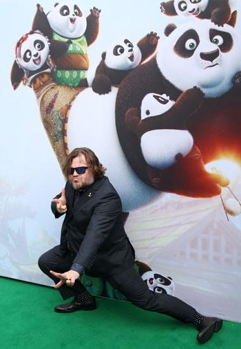 فيلم Kung Fu Panda 3، ايرادات السينما الامريكية، سينما عالمية، فيلم The Finest Hours، جاك بلاك، انجيلينا جولى، اخبار فن، اخبار فنانين (3)