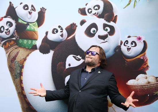 فيلم Kung Fu Panda 3، ايرادات السينما الامريكية، سينما عالمية، فيلم The Finest Hours، جاك بلاك، انجيلينا جولى، اخبار فن، اخبار فنانين (5)