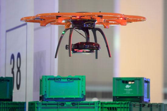 أبرز الابتكارات بمعرض CeBIT (4)