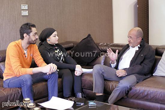 المنتج عمرو قورة (2)