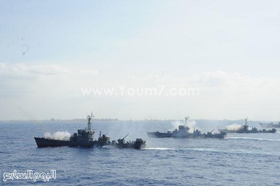 المناورة البحرية (1)