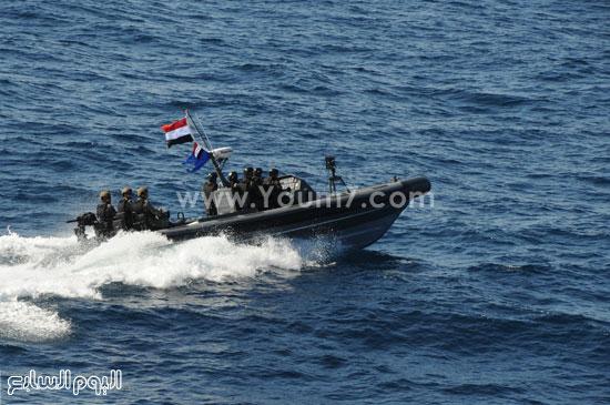 المناورة البحرية (3)