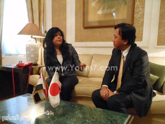 سفارة اليابان يكشف نقدم منح مالية بأكثر من 400 ألف دولار لجمعيات مصرية (2)