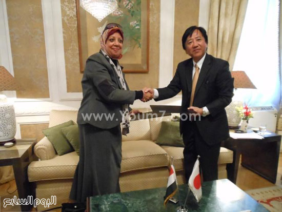 سفارة اليابان يكشف نقدم منح مالية بأكثر من 400 ألف دولار لجمعيات مصرية (3)
