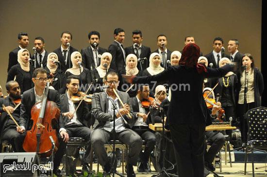 جامعة-قناة-السويس-تنظم-حفل-تنصب-اتحاد-الطلاب-(3)