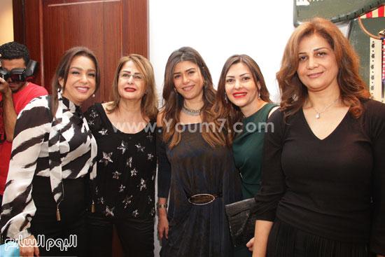 انطلاق مهرجان كارفان بجاليرى النيل (31)
