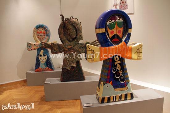 انطلاق مهرجان كارفان بجاليرى النيل (36)