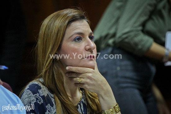 توت عنخ امون مؤتمر وزير الاثار ممدوح الدماطى (36)