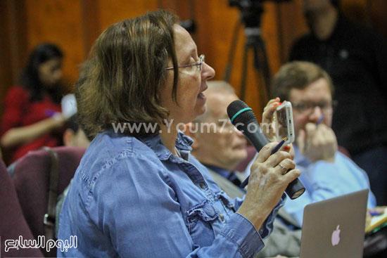 توت عنخ امون مؤتمر وزير الاثار ممدوح الدماطى (45)
