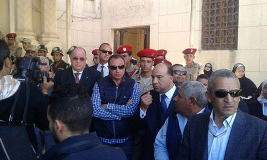 جنازة نجل محمد عمر (8)