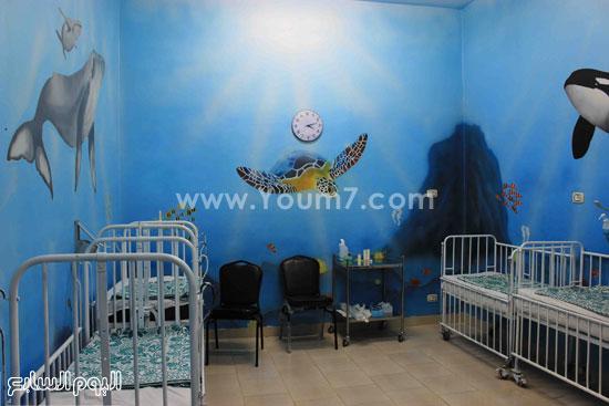 تطوير قسم جراحات الأطفال بمستشفى الشاطبى بالإسكندرية (2)