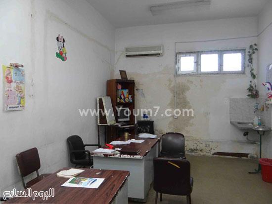 تطوير قسم جراحات الأطفال بمستشفى الشاطبى بالإسكندرية (6)