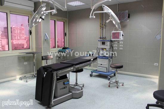تطوير قسم جراحات الأطفال بمستشفى الشاطبى بالإسكندرية (7)