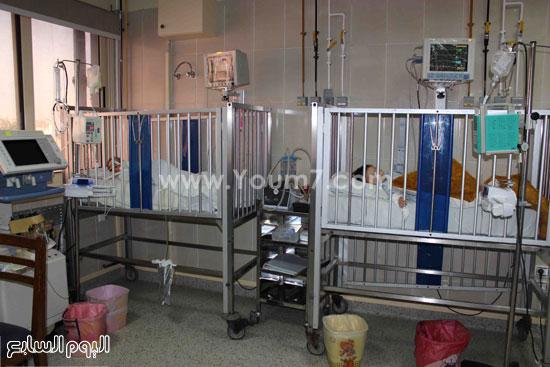 تطوير قسم جراحات الأطفال بمستشفى الشاطبى بالإسكندرية (8)