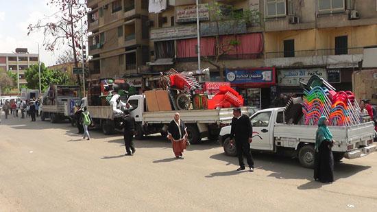 مدير أمن القاهرة يقود حملة مكبرة لإزالة إشغالات (3)