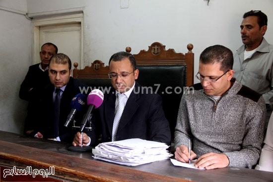 محاكمة غادة إبراهيم  (2)