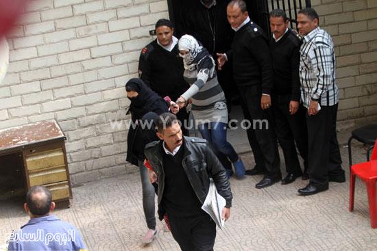 محاكمة غادة إبراهيم  (11)