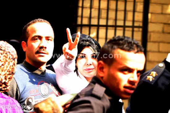 الفنانة غادة إبراهيم (3)
