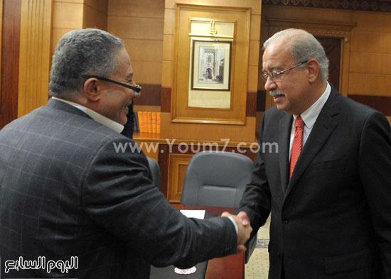 شريف اسماعيل الحكومة اخبار مصر مجلس الوزراء  (2)
