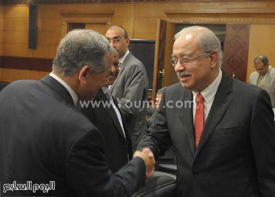 شريف اسماعيل الحكومة اخبار مصر مجلس الوزراء  (4)