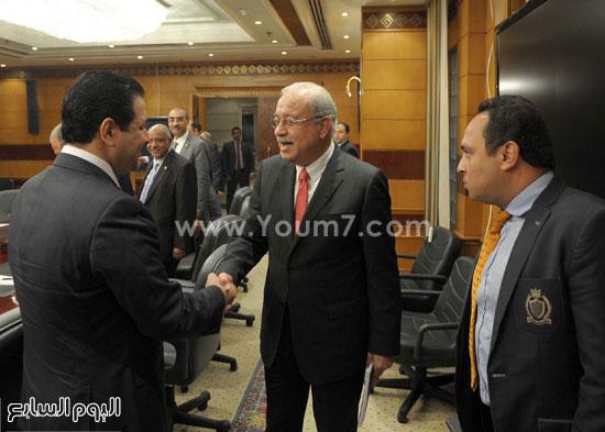 شريف اسماعيل الحكومة اخبار مصر مجلس الوزراء  (6)