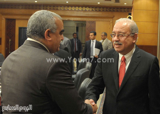 شريف اسماعيل الحكومة اخبار مصر مجلس الوزراء  (7)