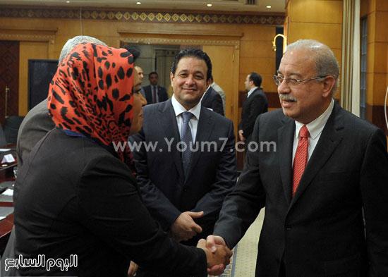 شريف اسماعيل الحكومة اخبار مصر مجلس الوزراء  (8)