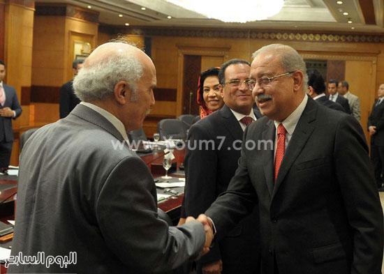 شريف اسماعيل الحكومة اخبار مصر مجلس الوزراء  (10)