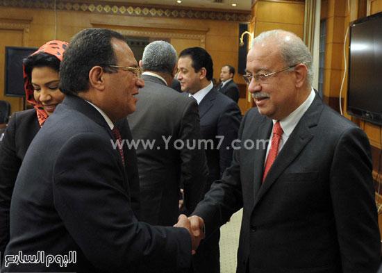 شريف اسماعيل الحكومة اخبار مصر مجلس الوزراء  (9)