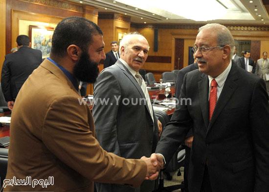 شريف اسماعيل الحكومة اخبار مصر مجلس الوزراء  (11)