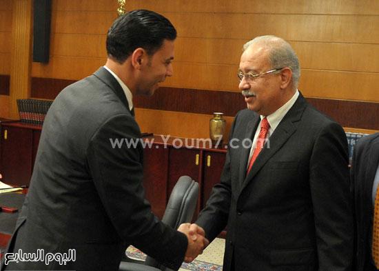 شريف اسماعيل الحكومة اخبار مصر مجلس الوزراء  (12)