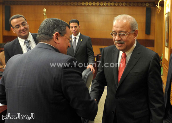 شريف اسماعيل الحكومة اخبار مصر مجلس الوزراء  (13)