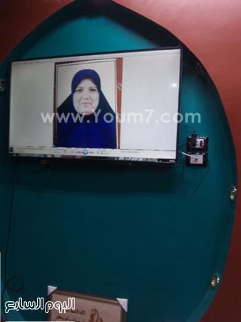 أسرة السيدة ماجدة محمد عبد السلام الأم المثالية بالوادى الجديد (3)